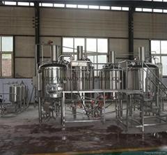 Microbrewery, craft brewing equipment 5bbl brewing tank