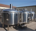 Beer brewery system 2000L, factory stainless brewing equipment
