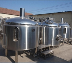 Beer brewery system 2000L, factory stainless brewing equipment (Hot Product - 1*)