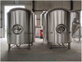 2000ltrs Fermenters for sale, beer fermentation tank