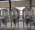 Beer machine, beer fermentation equipment
