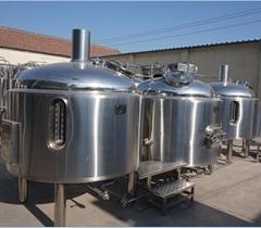 1500 liters Craft brewer