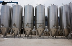 15000L fermentation tank/unitanks, jacketed beer fermenter (Hot Product - 1*)