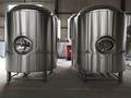 Large 15000L fermentation tank/unitanks, jackets beer fermenter