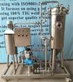Beer kieselguhr filter machine