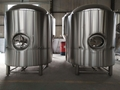 Beer bright tank, beer storage tank, beer brewing tank