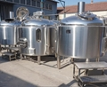 500L-3000L complete beer brewing equipment, factory brewery system