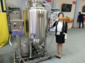 1200liters beer production line/beer equipment/conical fermenter