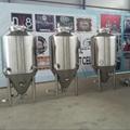 500L Hotel beer brewery equipment, craft beer making machine 6