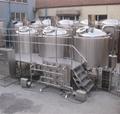 1000L mash/lauter tun, brew kettle/whirlpool