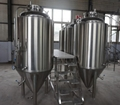 Glycol Jacket Fermentation Tank / Beer Fermenter/ Stainless Steel Conical Fermen