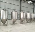 500L conical beer fermenter / stainless steel beer fermentor