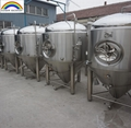 2000liters commercial beer brewery equipment