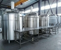 1000l brewery equipment for Argentina