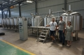 Complete brewery for Finland