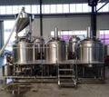 Turnkey 1000L brewery system for Australia