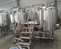 500L craft beer brewing equipment/microbrewery for pub