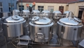 1000L Micro turnkey beer brewing system