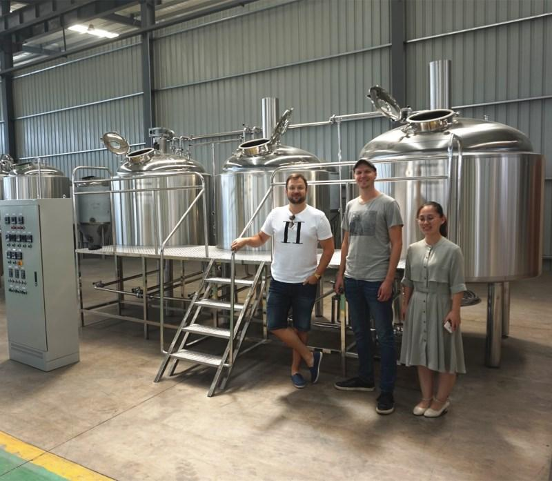 1000L Beer Brewing System / Microbrewery for Sale