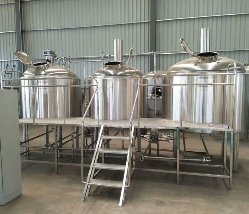 7bbl Micro brewery for pub, full brewing system
