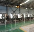 1500L Cooling jackets beer fermenter/fermentation beer tank