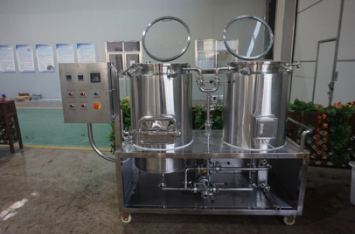 Homebrew beer equipment, pilot beer brewing system