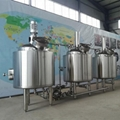 200L micro brewery equipment, small brewpub