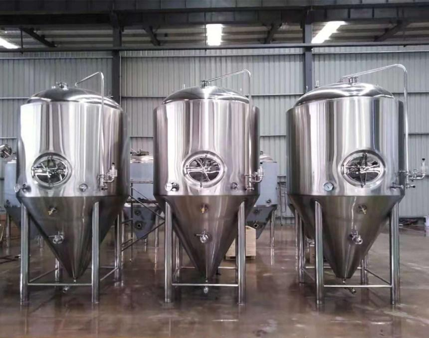 10bbl Industrial beer brewery equipment/turnkey brewing plant 7