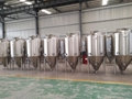 10bbl Industrial beer brewery equipment/turnkey brewing plant 6
