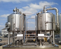Craft 5bbl beer brewing equipment, brewery system (Hot Product - 1*)