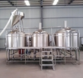 Craft 5bbl beer brewing equipment, brewery system