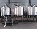Pub beer brewing equipment 5HL craft brewery machinery