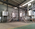 30bbl turnkey brewery system for USA