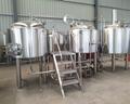 500L Micro beer equipment/beer making machine