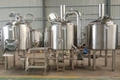 Craft Brewery Equipment/ Pub 500L beer brewing system