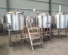 Craft beer equipment 500