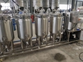 100L Pilot system, home brew beer equipment