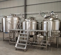 10HL Turnkey brewing system/microbrewery/beer brewing equipment