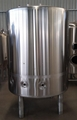 Glycol/ice water tank