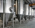 50HL brewery system, brewhouse beer production plant
