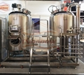 7bbl Microbrewery / beer making machine/stainless steel tank