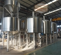 5000L Beer brewery equipment, brewing system, factory beer plant