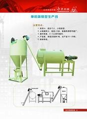 单机简易型干粉砂浆生产线