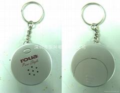 圆语音钥匙扣