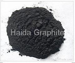 High carbon graphite