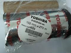 天津混合碳带东芝AG3条码碳带