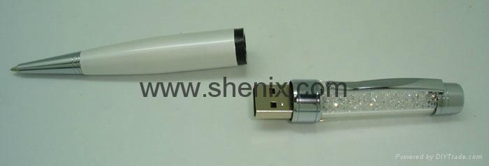 Crystal USB Pen  2