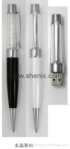 Crystal USB Pen  4