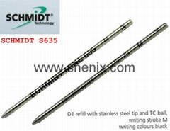 SCHMIDT-MINE 635 refill(S635)