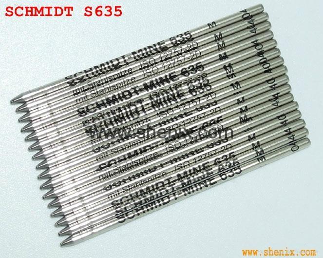 SCHMIDT-MINE 635 refill(S635) 3